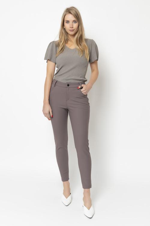 Calça Claire Ultrablock Skinny Modelagem Five Pockets