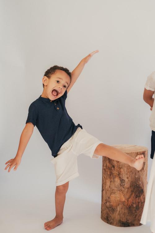 Bermuda Beni Kids Alfaiataria